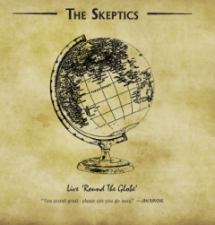 The Skeptics - Live Round The Globe CD Cover